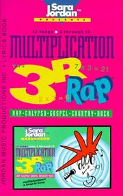 Cover of: The Multiplication 3R Rap