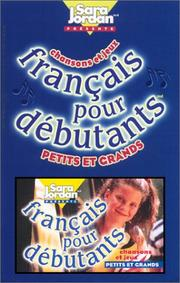 Cover of: Francais pour debutants/Book and Cassette (Beginner Level)