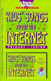 Cover of: Kids' Songs About the Internet