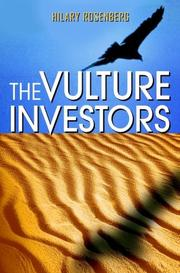 Cover of: The vulture investors