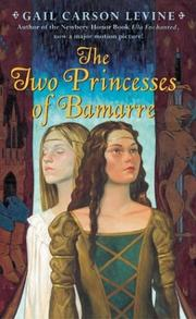 Cover of: Two Princesses of Bamarre, The