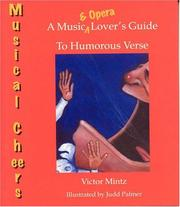 Cover of: Musical Cheers | Victor Mintz