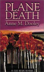 Cover of: Plane Death | Anne Mary Dooley