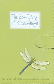 Cover of: The Eco-Diary of Kiran Singer