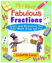 Fabulous Fractions by Lynette Long