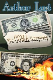Cover of: The Coma Conspiracy