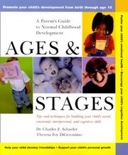 Cover of: Ages and stages