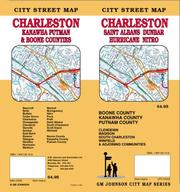 Cover of: Charleston WV / Kanawha Co / Putnam Co / Boone Co Street Map | GM Johnson & Associates Ltd.