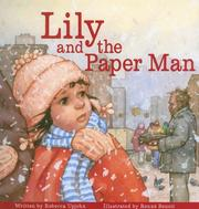 Cover of: Lily and the Paper Man