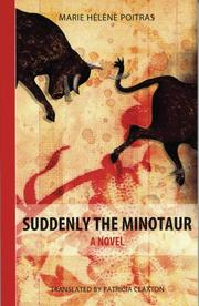 Cover of: Suddenly the Minotaur
