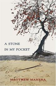 Cover of: A Stone in My Pocket