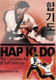 Cover of: Hapkido