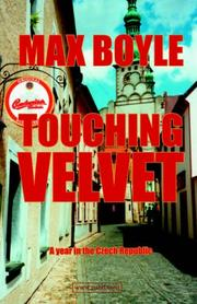 Cover of: Touching Velvet