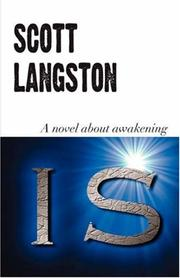Cover of: Is | Scott Langston