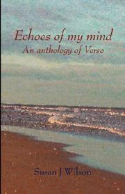 Cover of: Echoes of my Mind | Susan Wilson