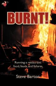 Cover of: Burnt!