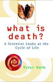 Cover of: What is Death?