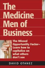 Cover of: Medicine Men of Business