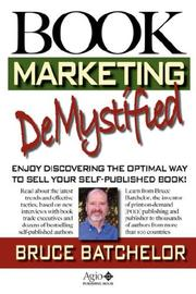 Cover of: Book Marketing DeMystified