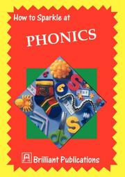 Cover of: How to Sparkle at Phonics (How to Sparkle At...)