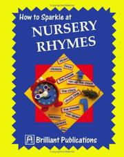 Cover of: How to Sparkle at Nursery Rhymes (How to Sparkle At...)