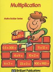 Cover of: Multiplication (Maths Builder)