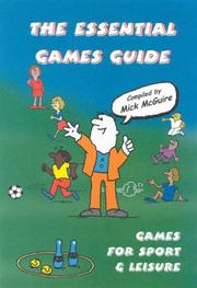 Cover of: Essential Games Guide
