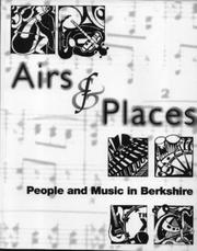 Cover of: Airs and Places