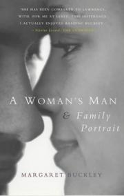 Cover of: A Woman's Man and Family Portrait