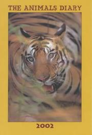 Cover of: Animals Diary 2002 (Diary)