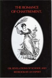 Cover of: The Romance of Chastisement