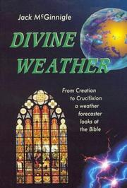 Cover of: Divine Weather: From Creation to Crucifixion