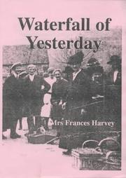 Cover of: Waterfall of Yesterday