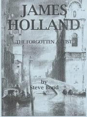 Cover of: James Holland