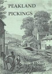Cover of: Peakland pickings