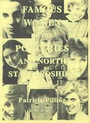 Cover of: Famous Women of North Staffordshire