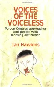 Cover of: Voices of the Voiceless