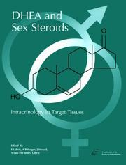 Cover of: Dhea And Sex Steroids