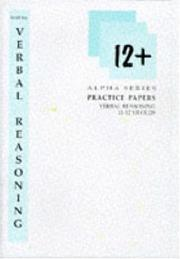 Cover of: Verbal Reasoning Practice Papers for 11-12 Year Olds