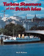Cover of: Turbine steamers of the British Isles