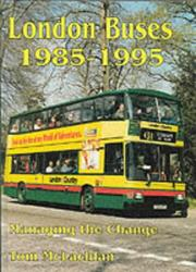 Cover of: London Buses, 1985-95