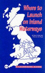 Cover of: Where to Launch on Inland Waterways