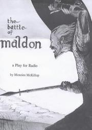 Cover of: The Battle of Maldon