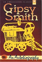 Cover of: Gipsy Smith | Gipsy Smith