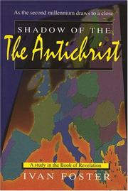 Cover of: The Shadow of the Antichrist