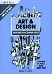 Cover of: Standard Grade Art and Design Course Notes