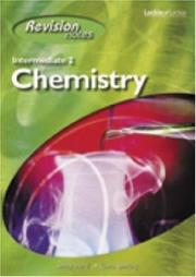 Cover of: Intermediate 2 Chemistry Course Notes