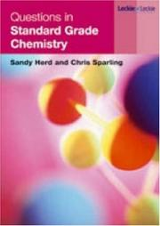 Cover of: Questions in Standard Grade Chemistry (Standard Grade)