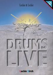 Cover of: Drums Live