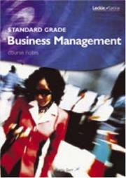 Cover of: Standard Grade Business Management Course Notes